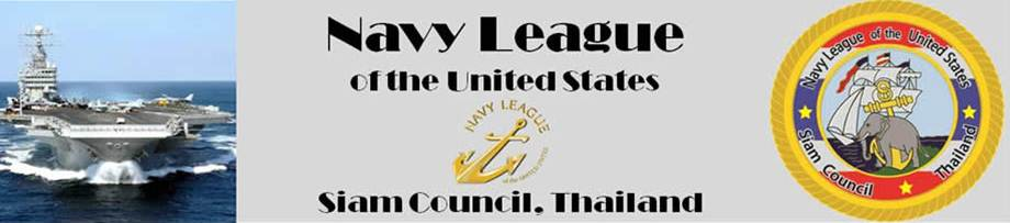 Navy League Banner